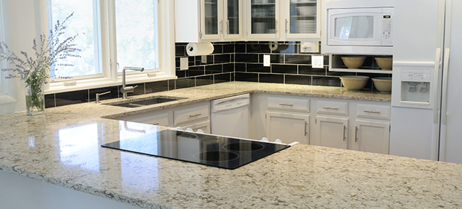 How the Pros Clean Granite Countertops | Seal Team One