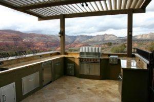 sealing outdoor countertops