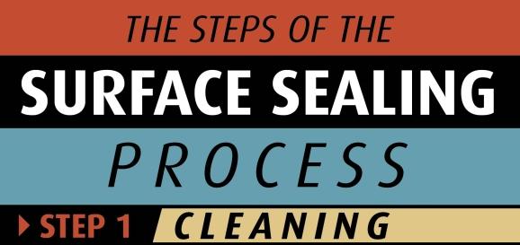 sealing process