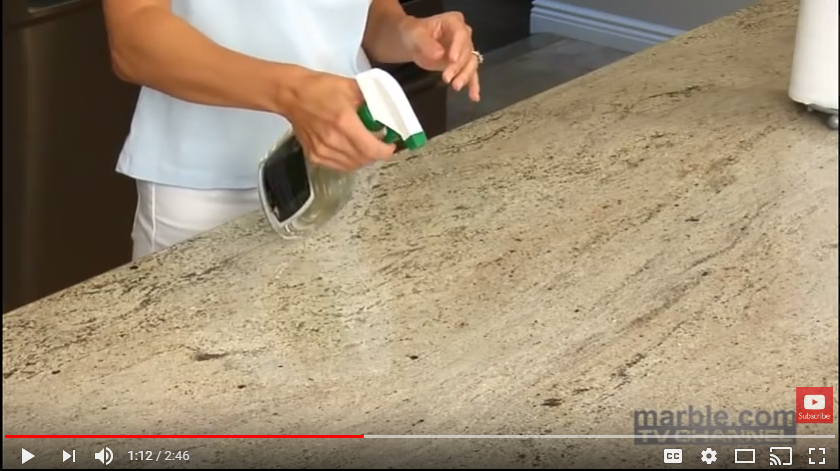 Make Sure To Not Let The Sealer Dry Completely On The Surface, As It Can  Leave A Hazy Residue That Can Be Difficult To Remove. But If It Happens, ...