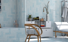 shower tile design trends 2019