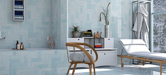 shower tile design trends 2019